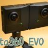 Insta36 EVO レビュー 180度3D撮影時の自撮り棒
