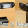 【VR】QooCamとVuze XRの録音音量チェック